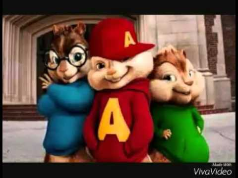 Chipmunks -That's how you know