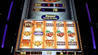 777 Wild Jackpot QuickHit Slot Machine Bonus Win (queenslots)