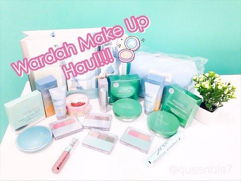 Wardah Make Up Haul ( Bahasa Indonesia)