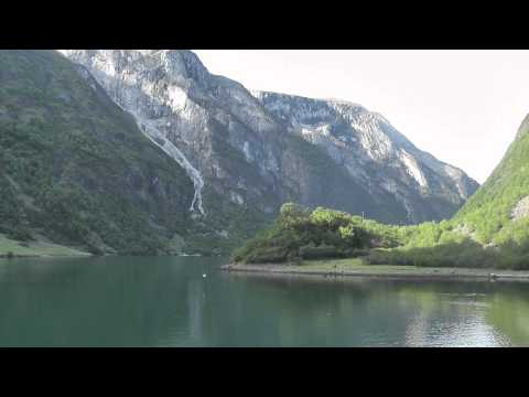 Travel video: From Flam toward Stavanger, Norway in HD
