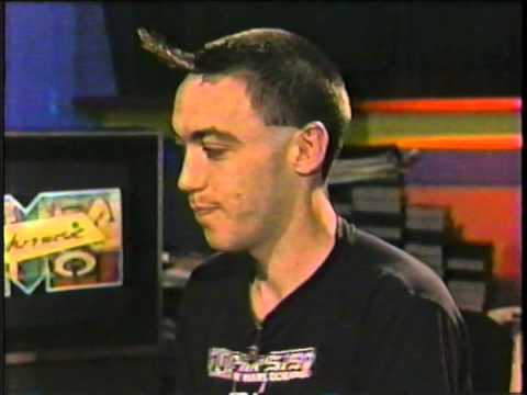 Stump Interview featuring Mick Lynch & Rob McKahey 1988