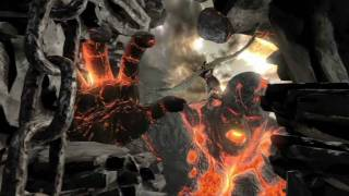 Titan Of Destruction (Perses) - Ingame version (HD) -- God Of War III Soundtrack
