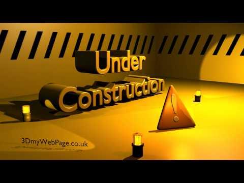 Under Construction web resource