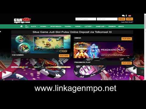 Situs Game Slot Deposit Via Pulsa Axis Online Terpercaya