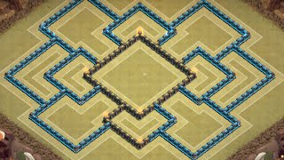 Clash of Clans: NEW Townhall 10 (TH 10) War Base ll 2 Air Sweeper Update ll Mid July Edition