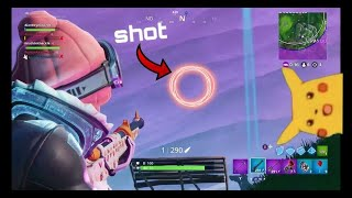 Fortnite Battle Royal - One Long Shot - Clip
