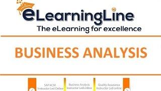 با التدريب - الدرس 3 تحليل الأعمال التقنيات التحليلية من قبل Elearningline.com@848-200-0448