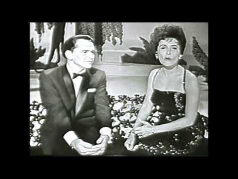 Frank Sinatra and Lena Horne - Harold Arlen Tribute Medley (1960)