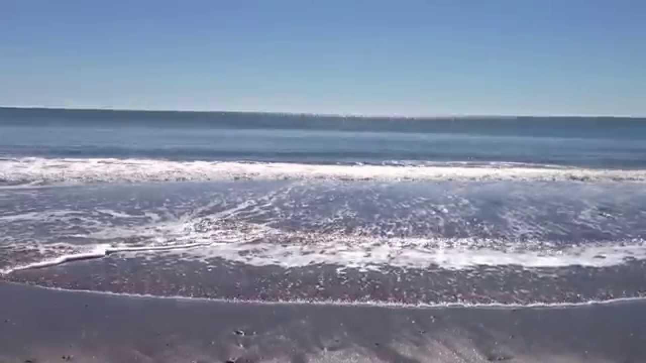 Myrtle Beach Ocean Waves You