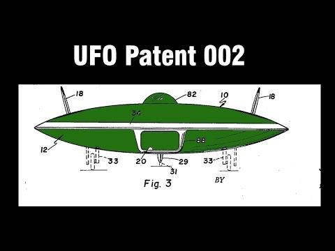 UFO - John Fischer Flying Disc