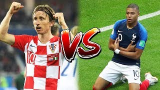 FRANCIA VS CROACIA | FINAL MUNDIAL RUSIA 2018