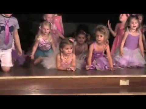 Not a dancing queen - Bellamy's Organic Kids Vids Competition