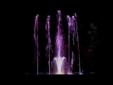 Diy dancing fountains 2013