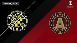 Columbus Crew SC vs. Atlanta United FC | HIGHLIGHTS - June 18, 2019