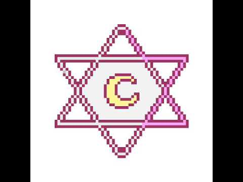 Drawing A Jewish Islam Moon Symbol Youtube