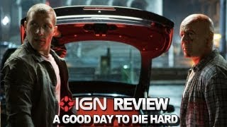 IGN Reviews - A Good Day to Die Hard Video Review
