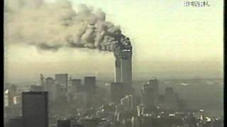Hong Kong TVB Pearl 911 Newsflash (Jameson Wong), 2001.09.11,(21:31)(Clip 2)