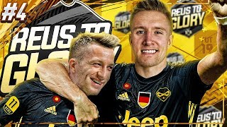EPIC FUT DRAFT! | Reus To Glory #4 | FIFA 19 Road To Glory