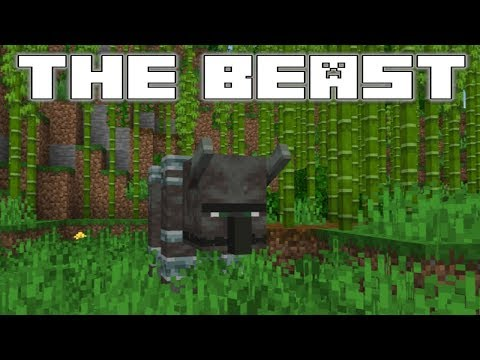 Minecraft 1.14 Snapshot 18w43a - THE ILLAGER BEAST