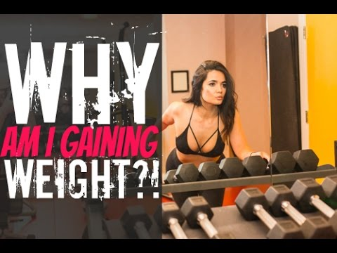 Why am I gaining weight?! (Delayed Onset Muscle Soreness) | Gauge Girl Training