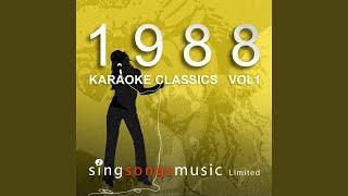 Joe Le Taxi (Karaoke in the style of Vanessa Paradis)