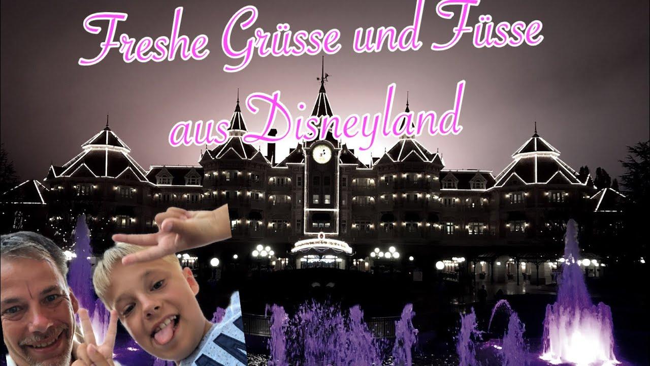 Ein Disneyland-Papa