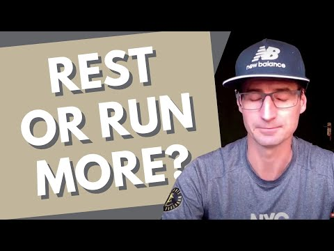 Recovery For Runners: Why Is Rest As Important As Running?
