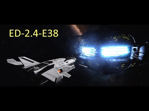 Elite Dangerous 2.4 E38 - Stations Under Attack Rescue Opperations