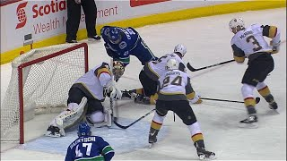 11/16/17 Condensed Game: Golden Knights @ Canucks