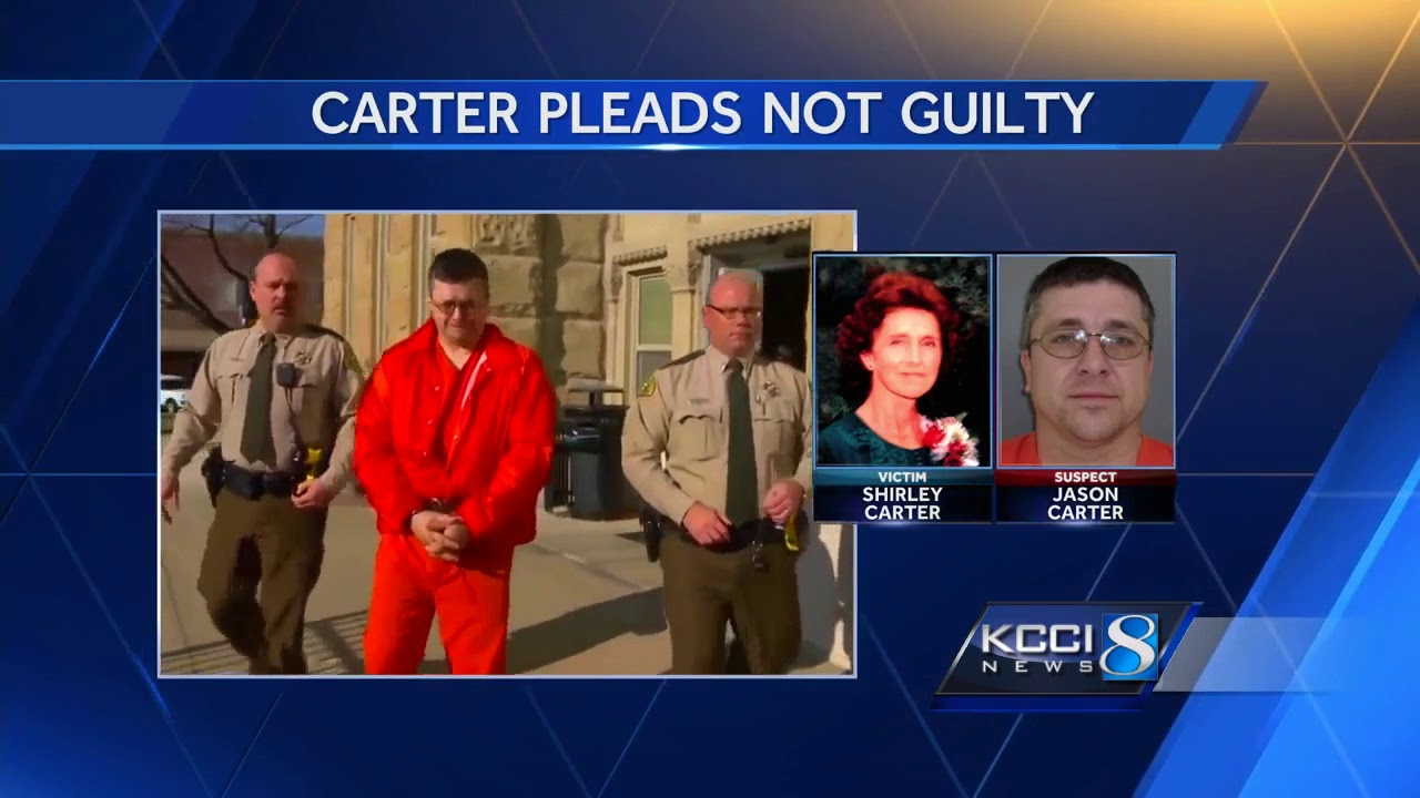 Jason Carter Pleads Not Guilty In Death Of His Mother Youtube