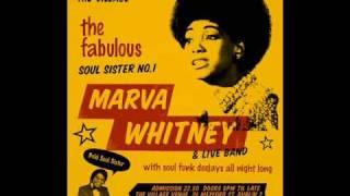 Marva Whitney Daddy Don