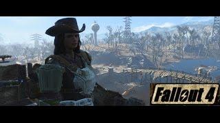 Fallout 4 Стих. Милая девушка Пайпер или Машина смерти.