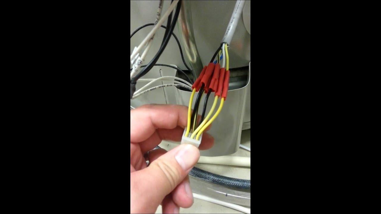 ao smith hot water heater harness repair [ 1280 x 720 Pixel ]
