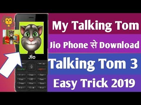 My Talking Tom 3 Game Download In Jio Phone/jio Phone Se My Talking Tom Game