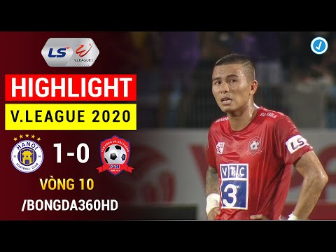 Hanoi FC Hai Phong Goals And Highlights