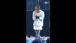 [fancam/mpd직캠] 160324 ch.mpd got7 - fly / mark ver. mnet mcountdown comeback stage!! you can watch this video only on www./mnetmpd