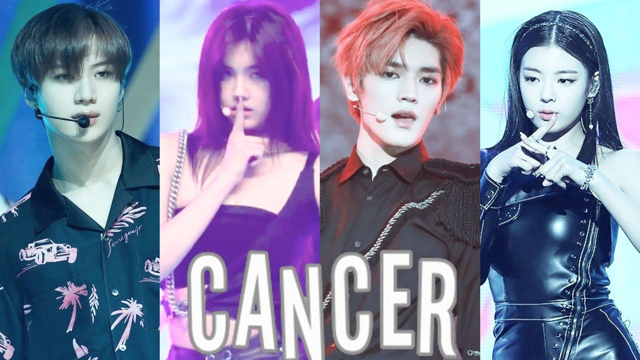 Cancer Kpop Idols Youtube