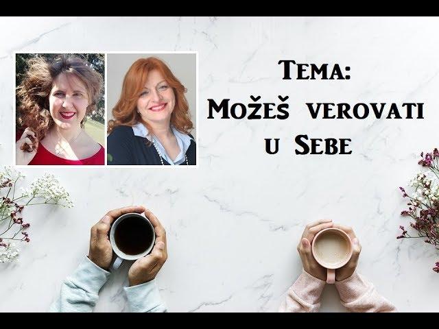 Nora Kalapati - Jelena Milanović: Možeš verovati u Sebe, 01.02.2019.