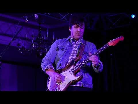 Davy Knowles w/Band Of Friends - Key Chain - 4/13/18 Berks Jazz Fest - Reading