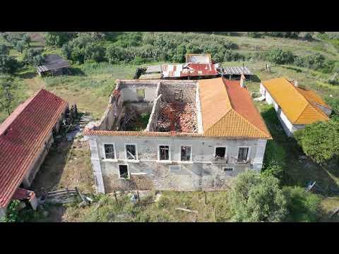 DJI Mavic Pro 2 - Locais Abandonados Sao Juliao do Tojal