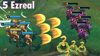 Baixar ONE FOR ALL is Very Fun 2020 (5 Ezreal Ultimate, ADC Yuumi Penta...)