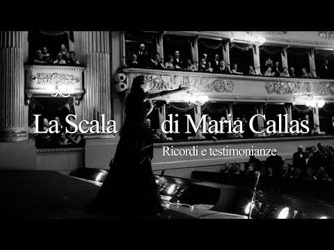 La Scala di Maria Callas - Ricordi e Testimonianze - LIVE