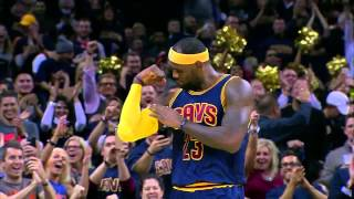 NBA Finals Inside 2015 Cavs vs Warriors game 6