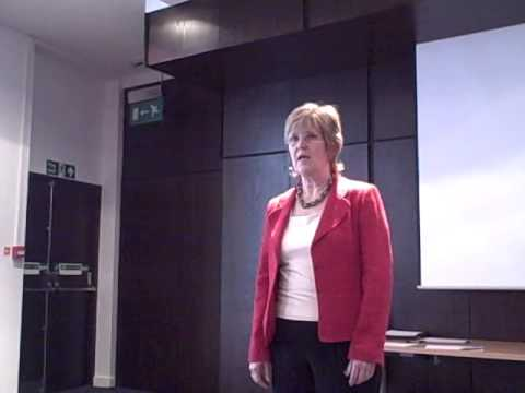 Cath Daley at Liverpool Chamber of Commerce