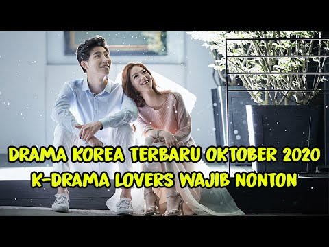 BERTABUR BINTANG! 13 DRAMA KOREA OKTOBER 2020 TERBARU WAJIB NONTON