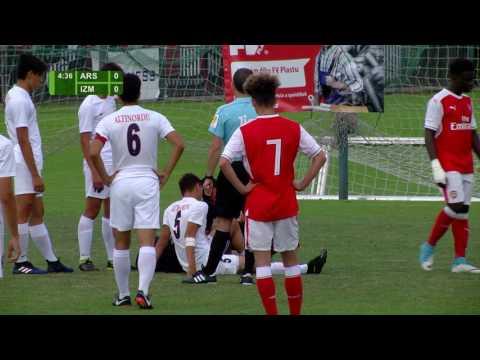 All Stars Cup 2017: Arsenal FC - FK Altinordu Izmir - 2:0