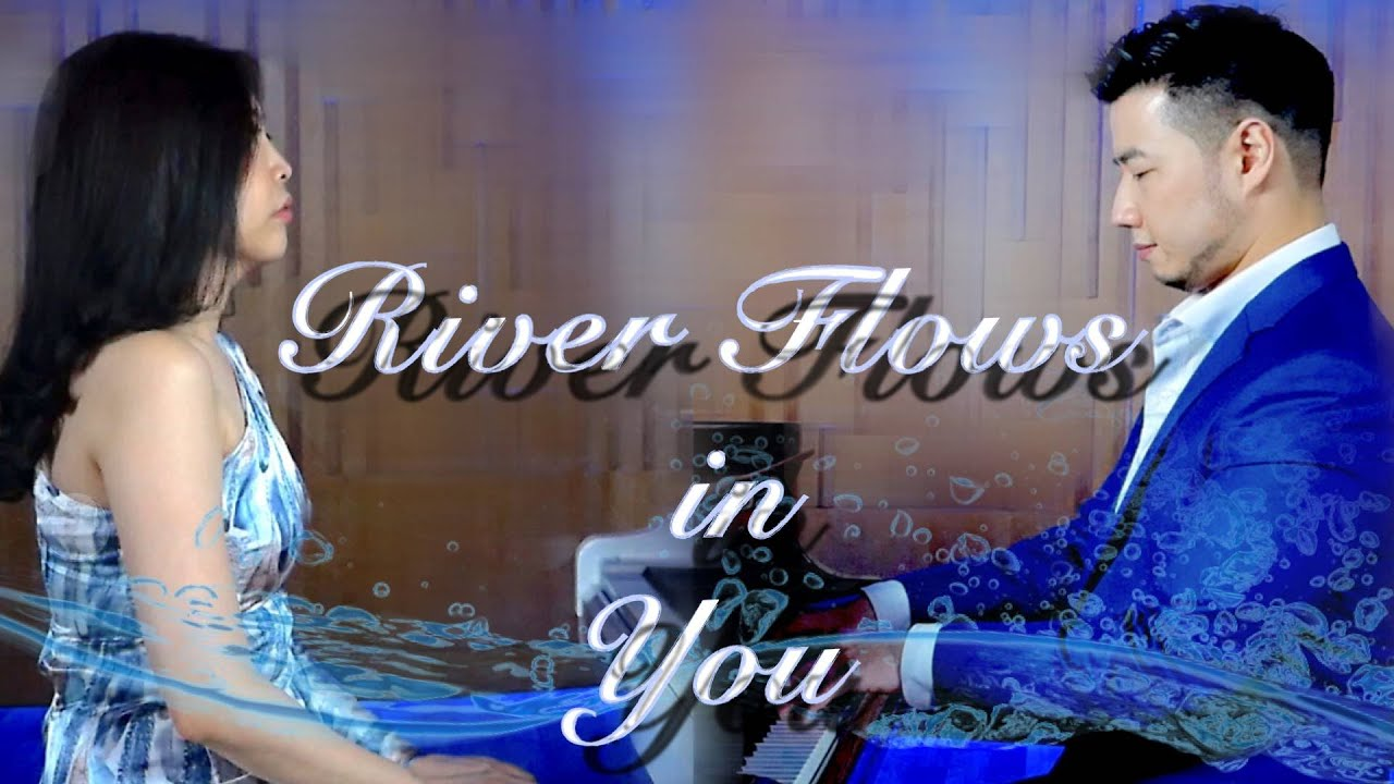 River Flows in You - 2 piano cover
