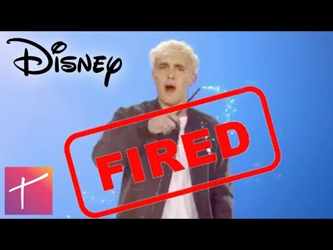 Thumbnail: 10 Stars Who Were Fired By Disney