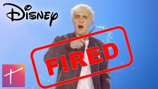 vermillionvocalists.com - 10 Stars Who Were Fired By Disney