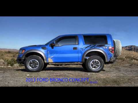 2018 Ford Bronco Price In Nice - New Ford Bronco Concept (Raptor SVT Package)